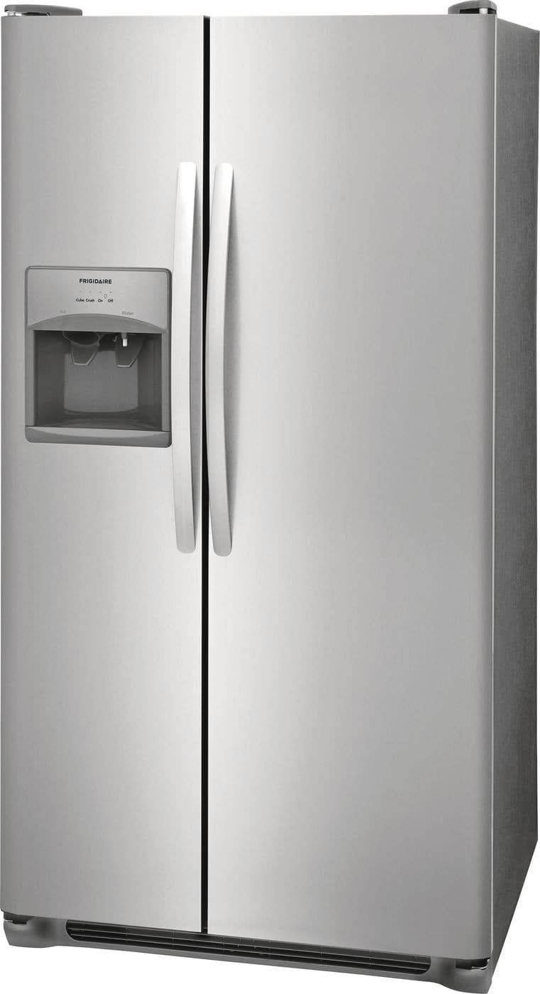 Model: FFSS2615TS | Frigidaire 25.5 Cu. Ft. Side-by-Side Refrigerator