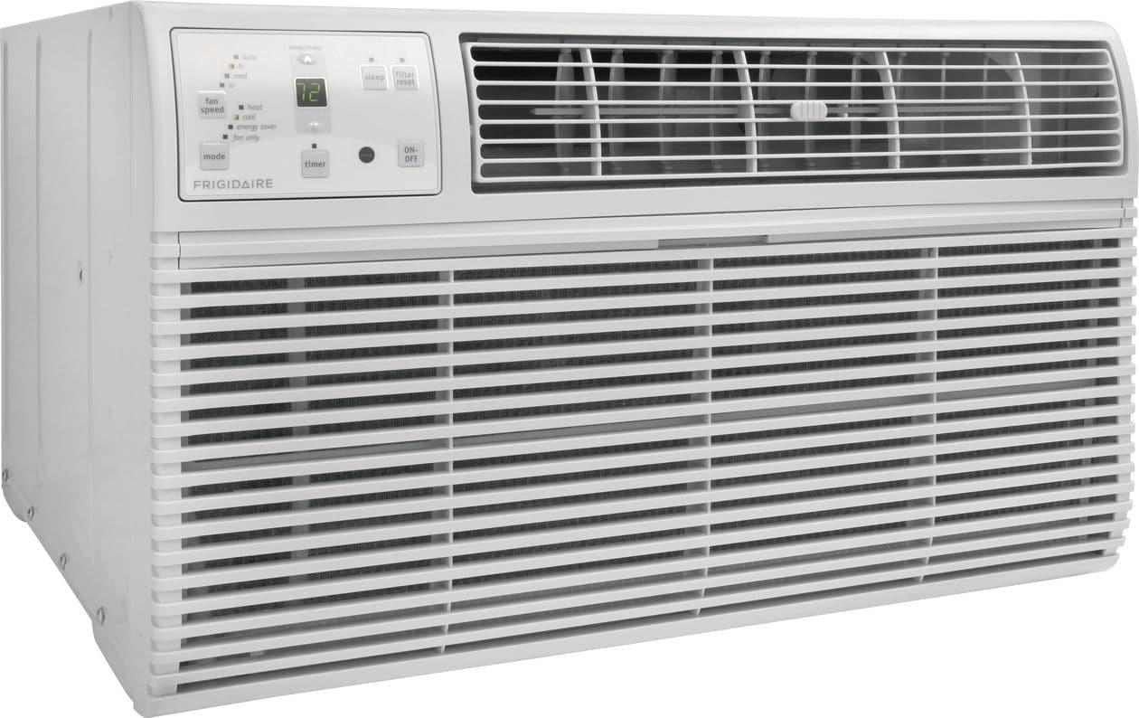 Model: FFTH1422Q2 | Frigidaire 14,000 BTU Built-In Room Air Conditioner with Supplemental Heat
