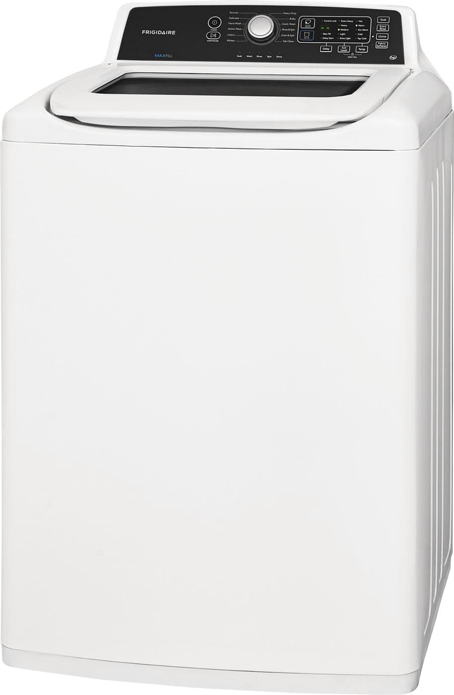 Model: FFTW4120SW | 4.1 Cu. Ft. High Efficiency Top Load Washer