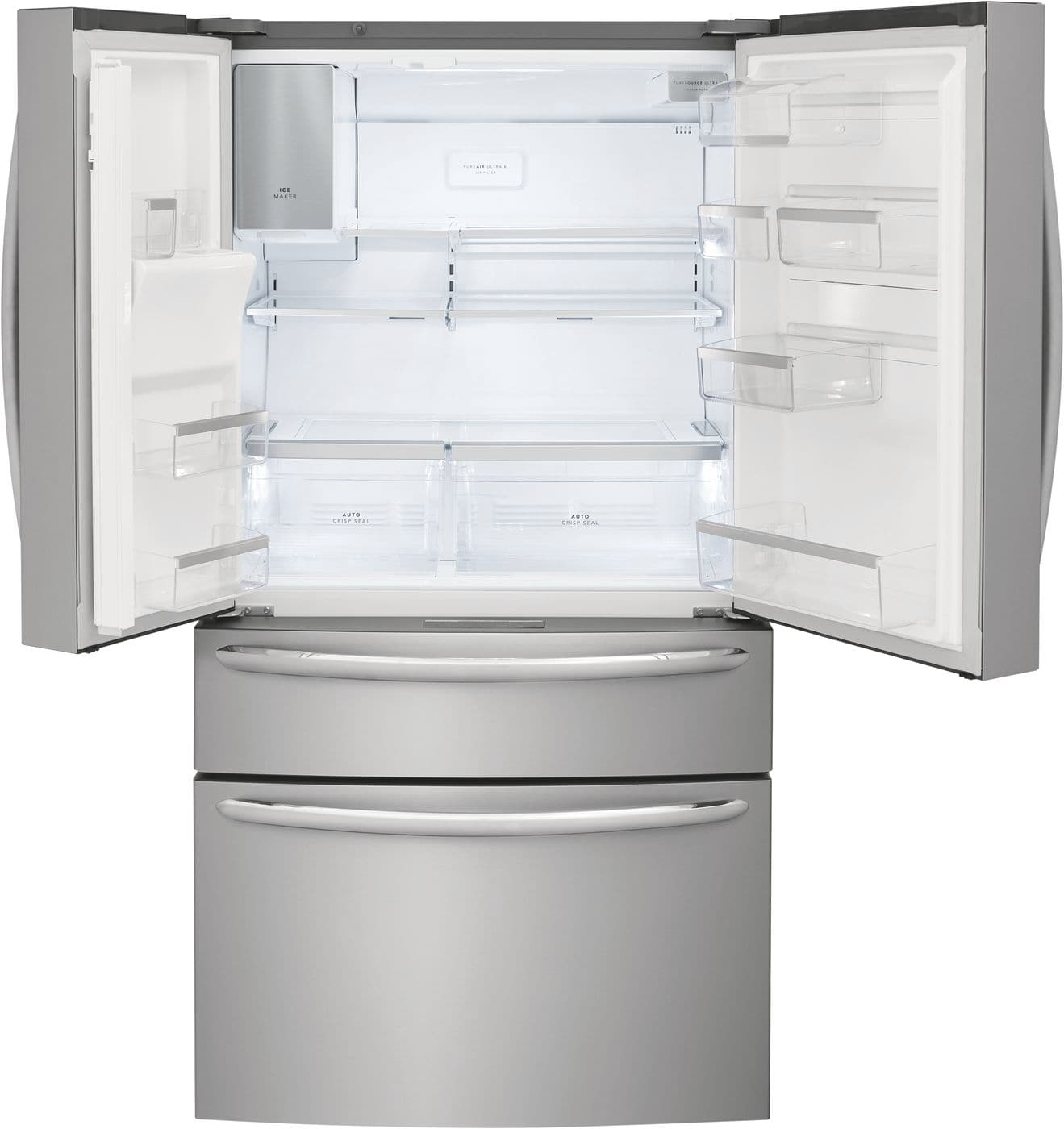 Model: FG4H2272UF | 21.8 Cu. Ft. Counter-Depth 4-Door French Door Refrigerator