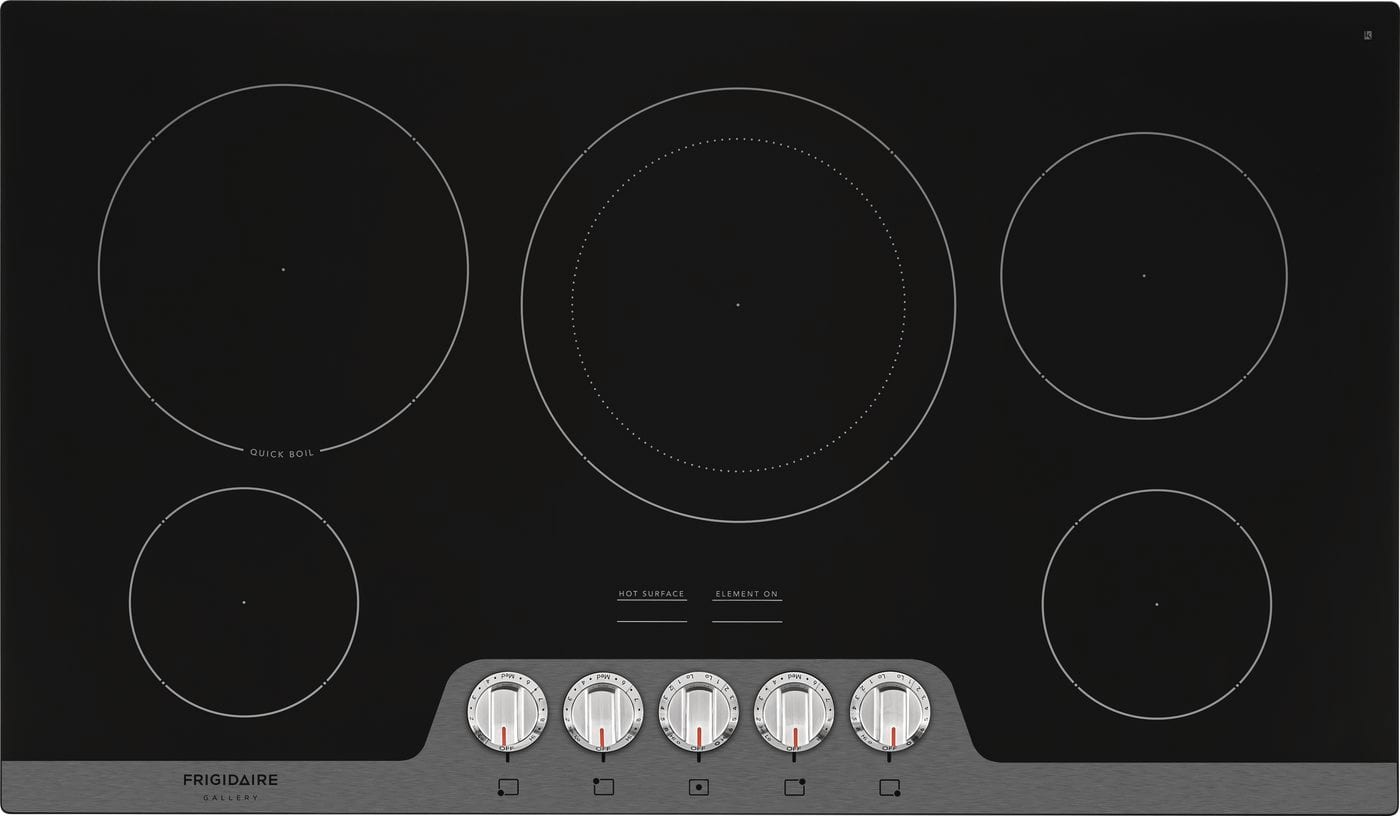 "Model: FGEC3648US | Frigidaire 36"" Electric Cooktop"