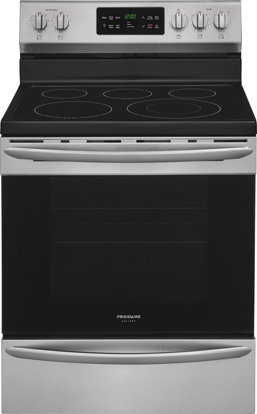 "Model: FGEF3036TF | Frigidaire 30"" Electric Range"