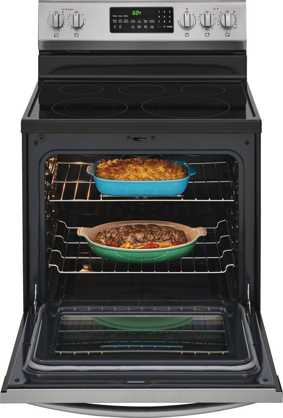 "Model: FGEF3059TF | Frigidaire 30"" Electric Range"