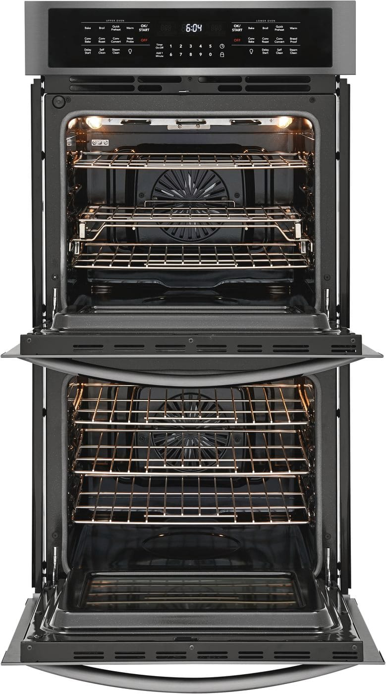 "Model: FGET2766UD | Frigidaire 27"" Double Electric Wall Oven"