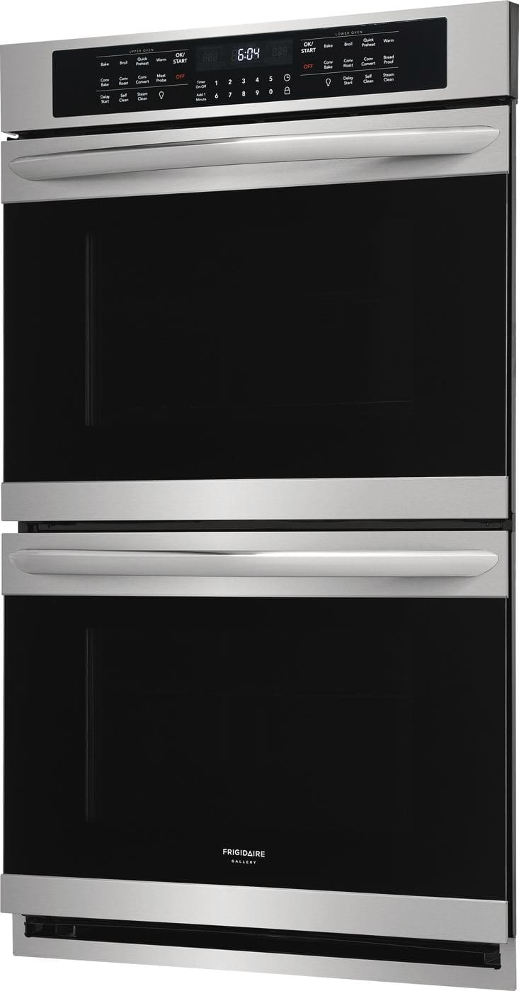 "Model: FGET3066UF | Frigidaire 30"" Double Electric Wall Oven"