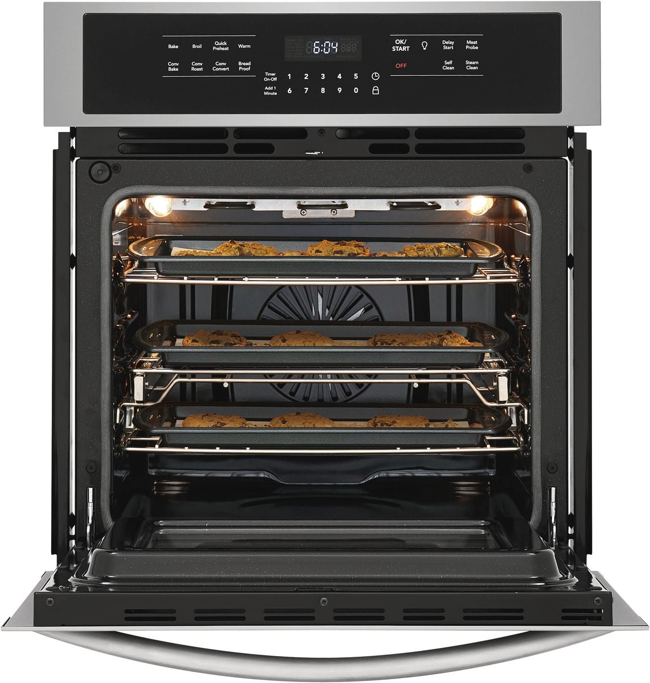 "Model: FGEW2766UF | Frigidaire 27"" Single Electric Wall Oven"
