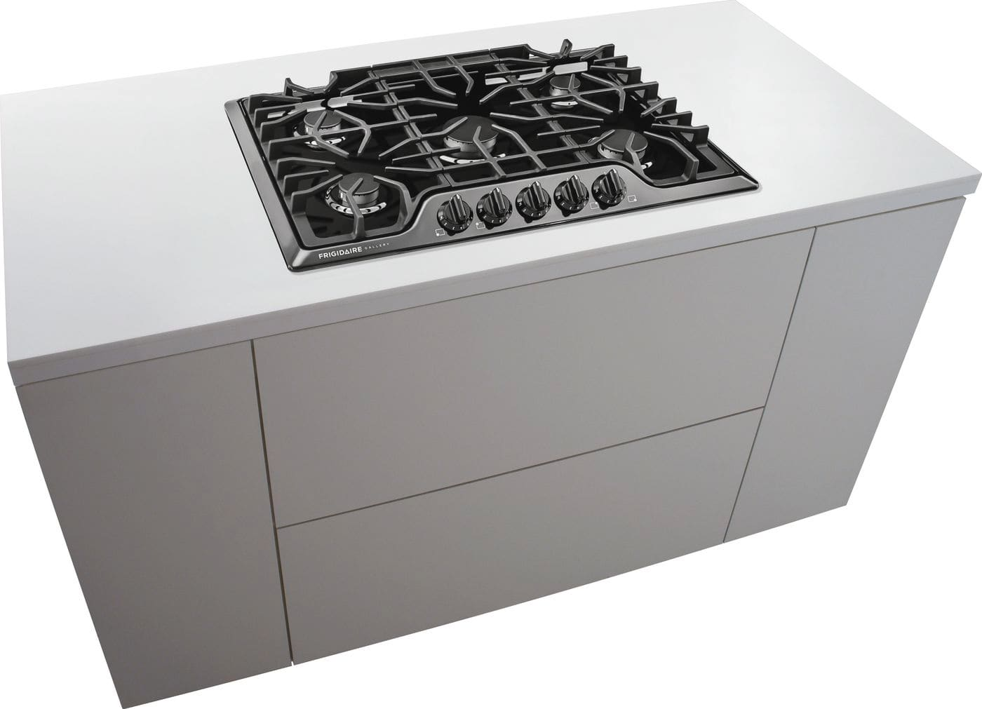 "Model: FGGC3047QB | Frigidaire 30"" Gas Cooktop"