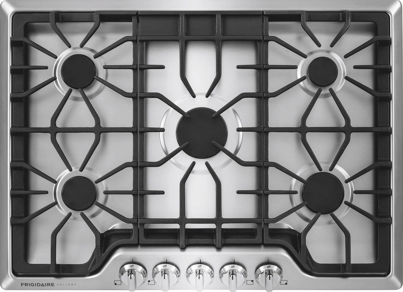 "Model: FGGC3047QS | Frigidaire 30"" Gas Cooktop"