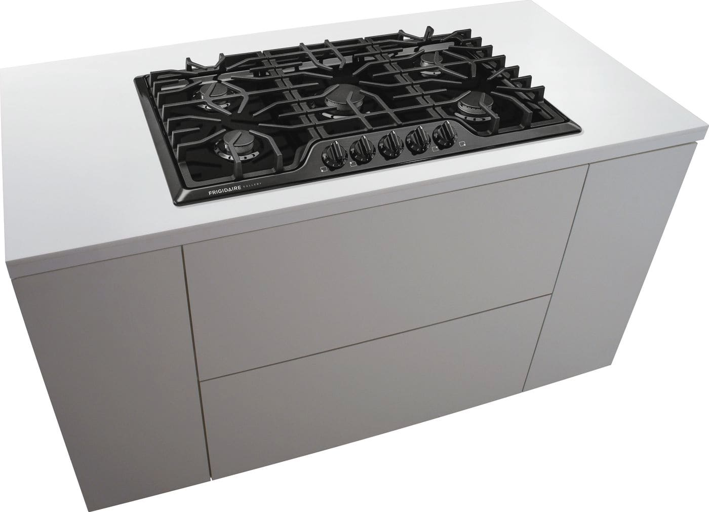 "Model: FGGC3645QB | Frigidaire 36"" Gas Cooktop"