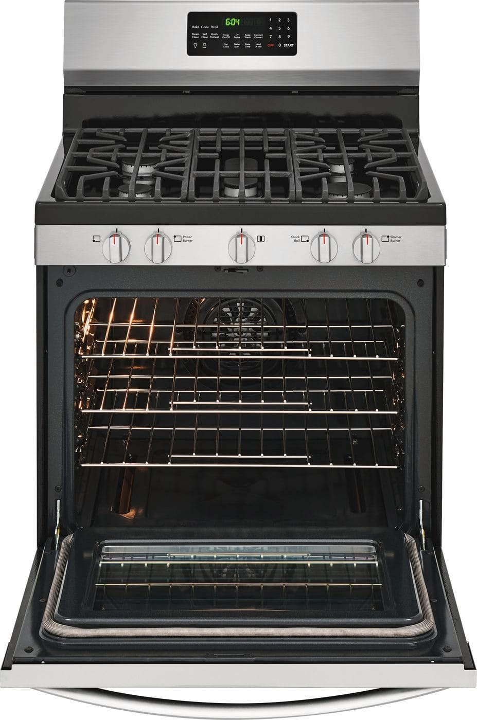 "Model: FGGF3059TF | Frigidaire 30"" Gas Range"