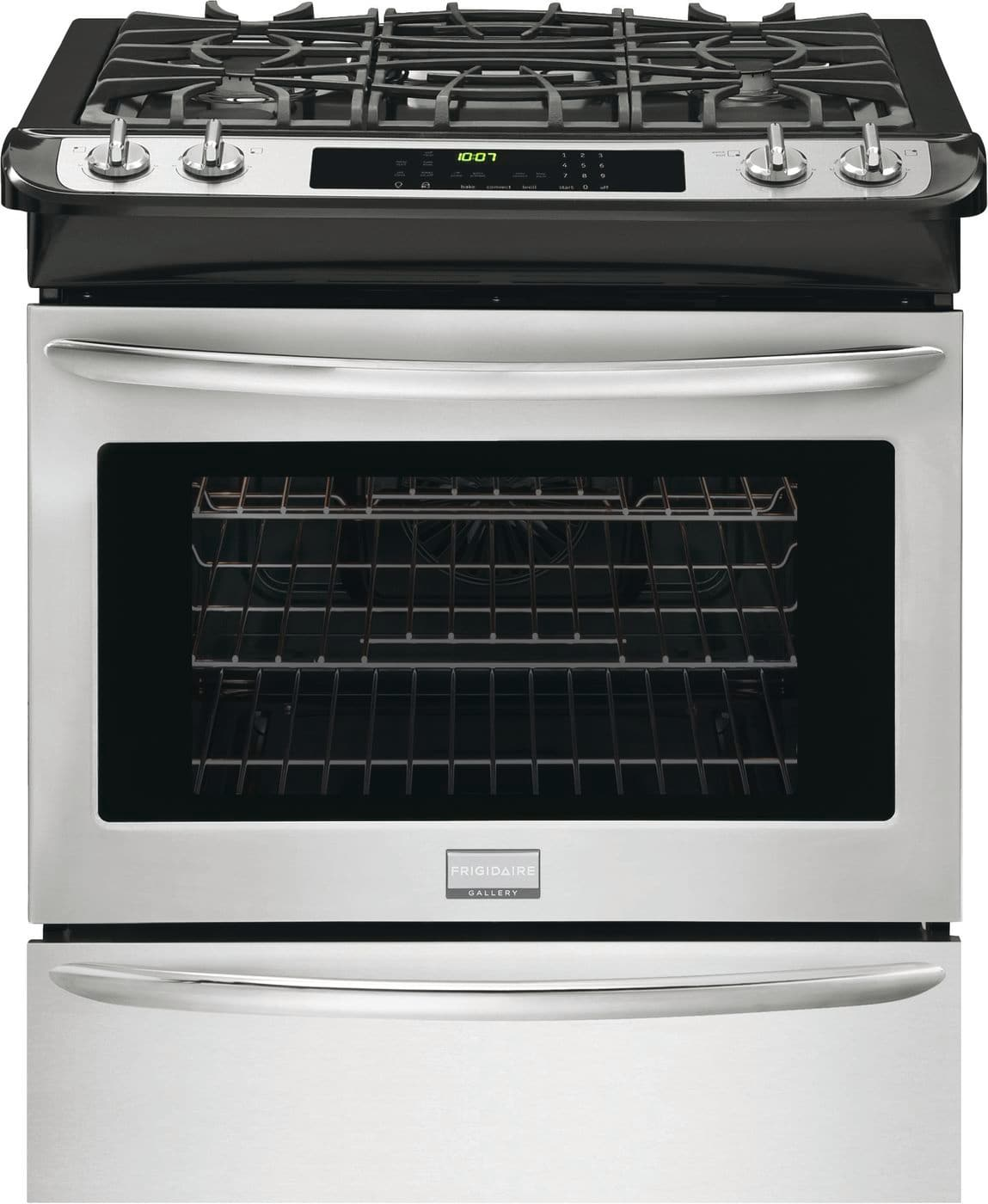 "Frigidaire 30"" Slide-In Gas Range"