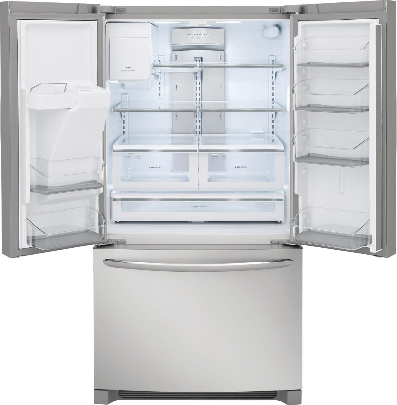 Model: FGHB2868TF | 26.8 Cu. Ft. French Door Refrigerator