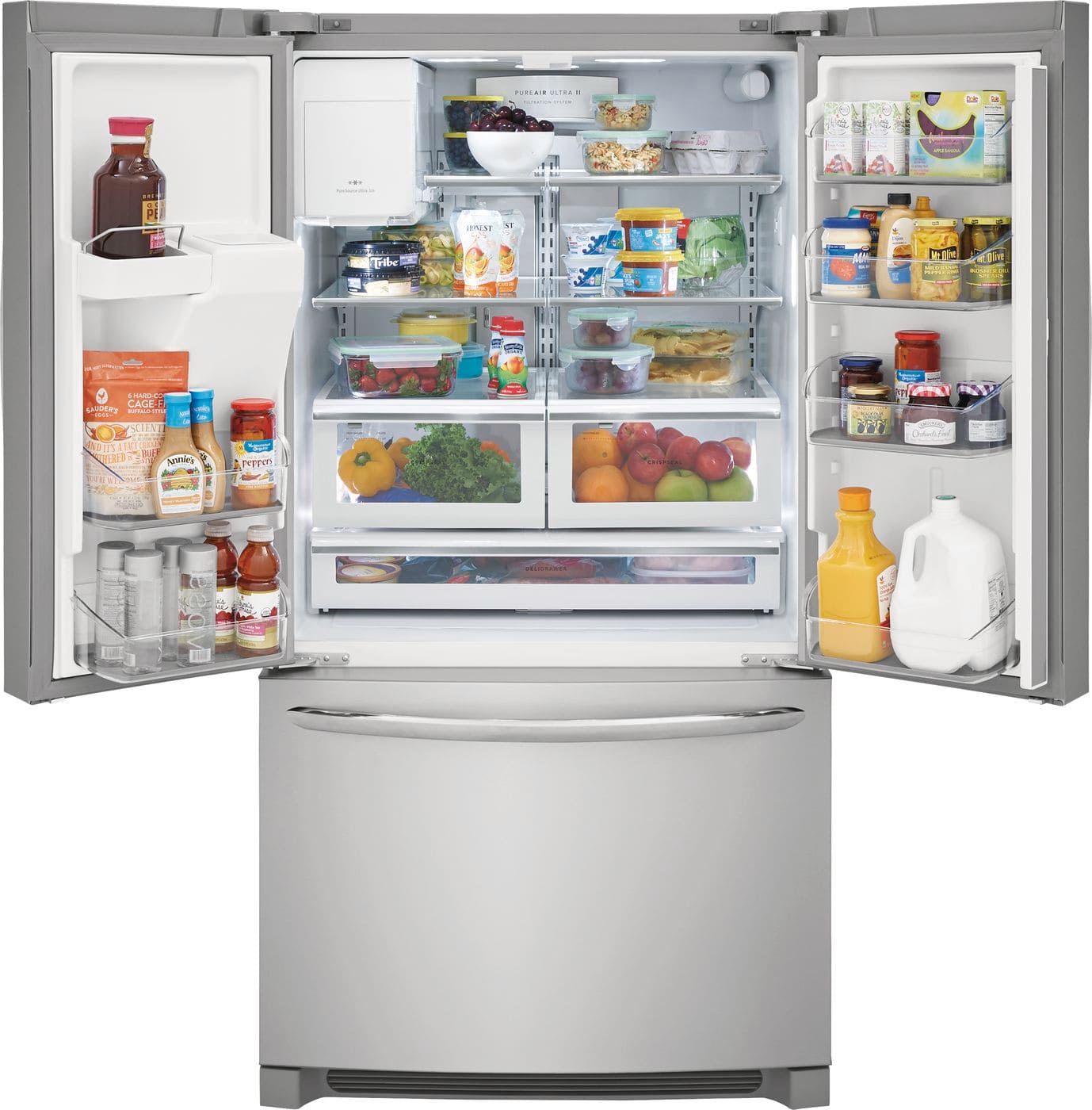 Model: FGHD2368TF | 21.7 Cu. Ft. Counter-Depth French Door Refrigerator