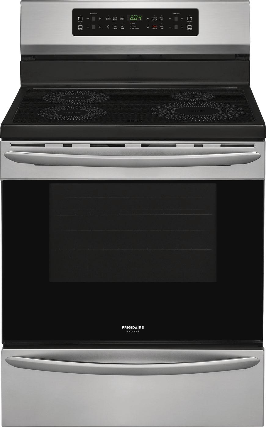 "Frigidaire 30"" Freestanding Induction Range"