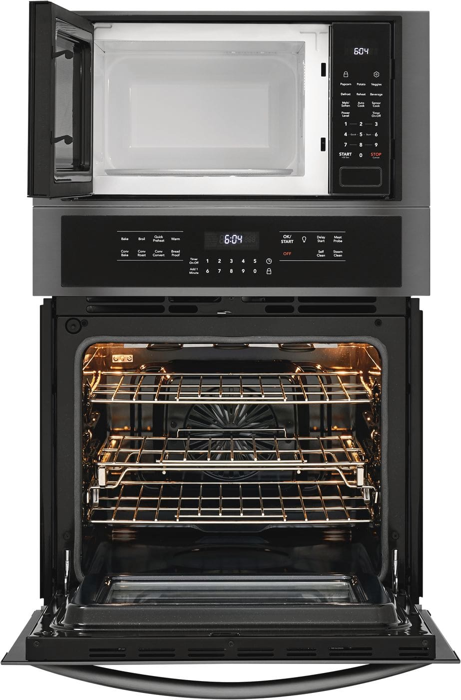 "Model: FGMC2766UD | Frigidaire 27"" Electric Wall Oven/Microwave Combination"