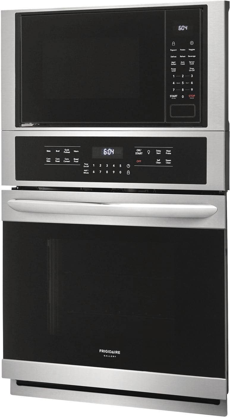 "Model: FGMC2766UF | Frigidaire 27"" Electric Wall Oven/Microwave Combination"