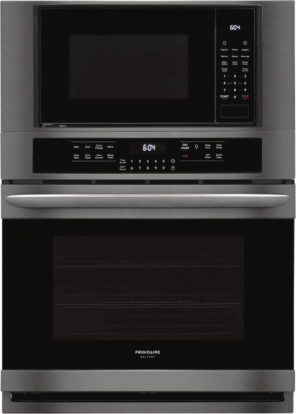 "Frigidaire 30"" Electric Wall Oven/Microwave Combination"