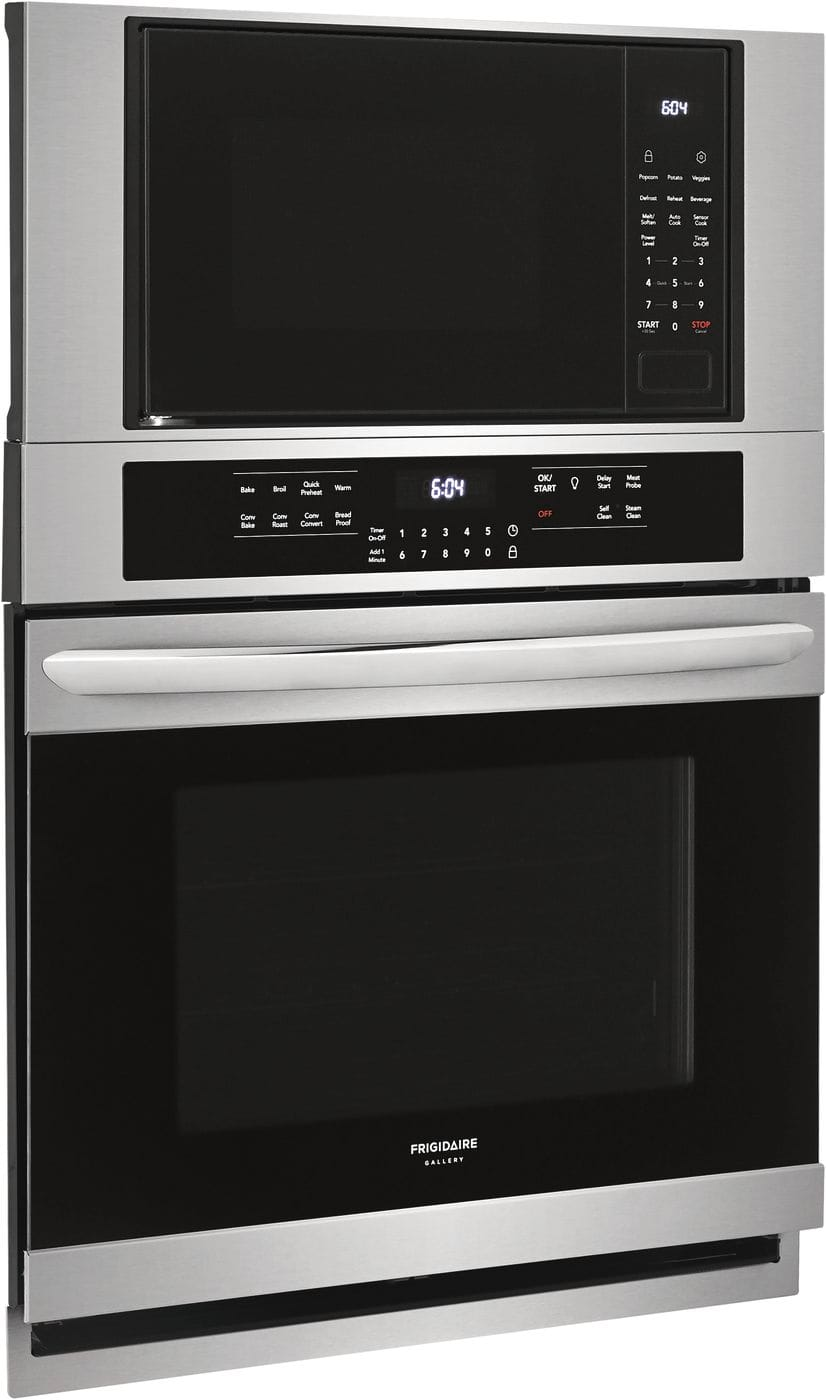 "Model: FGMC3066UF | Frigidaire 30"" Electric Wall Oven/Microwave Combination"