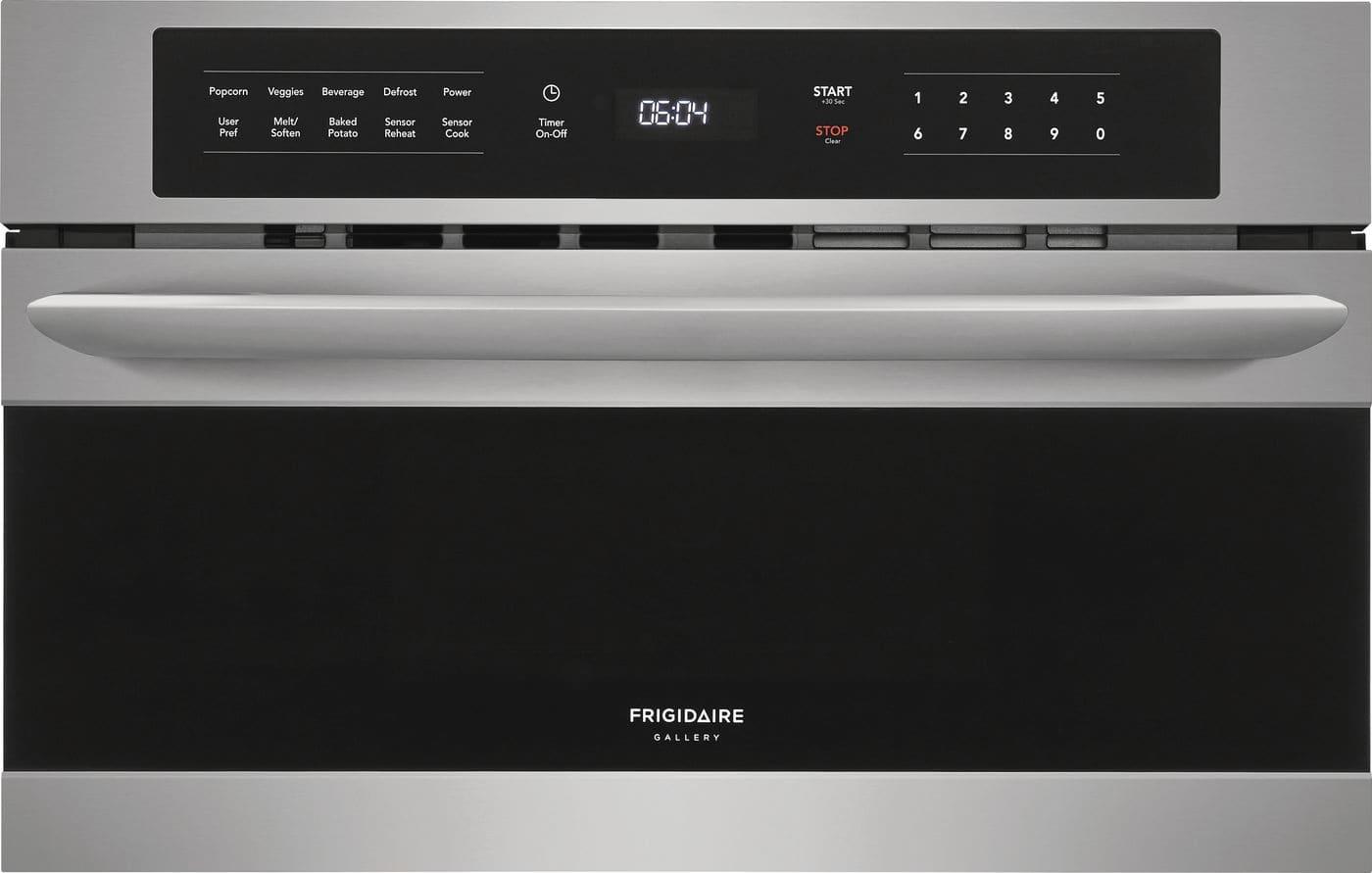 """Frigidaire 30"""" Built-In Microwave Oven with Drop-Down Door"""