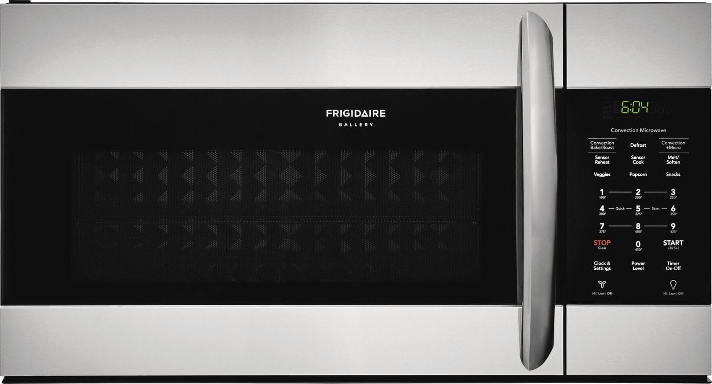 Model: FGMV155CTF | Frigidaire 1.5 Cu. Ft. Over-The-Range Microwave with Convection