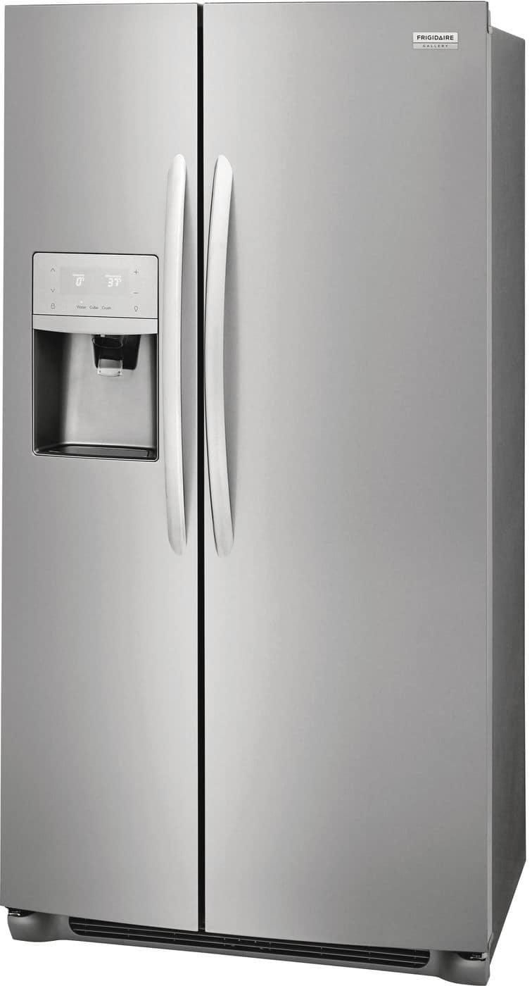 Model: FGSS2635TF | 25.5 Cu. Ft. Side-by-Side Refrigerator