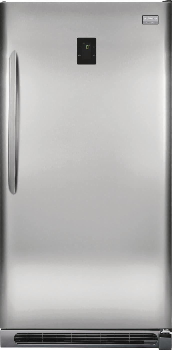 Frigidaire 20.5 Cu. Ft. 2-in-1 Upright Freezer or Refrigerator