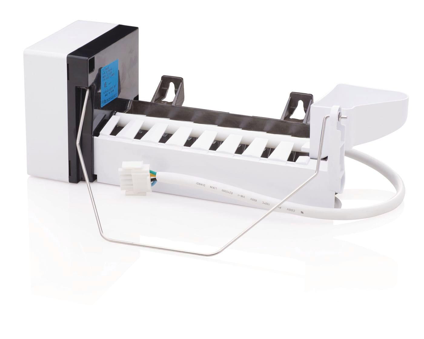 Model: FIB28A | Frigidaire French Door Bottom Mount Ice Maker Kit, Standard-Depth