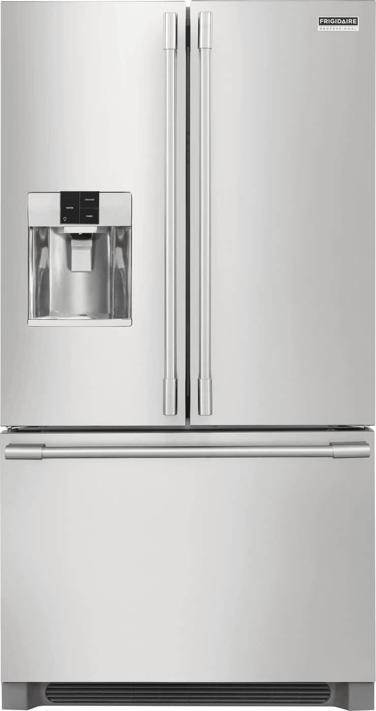 Frigidaire 21.6 Cu. Ft. French Door Counter-Depth Refrigerator