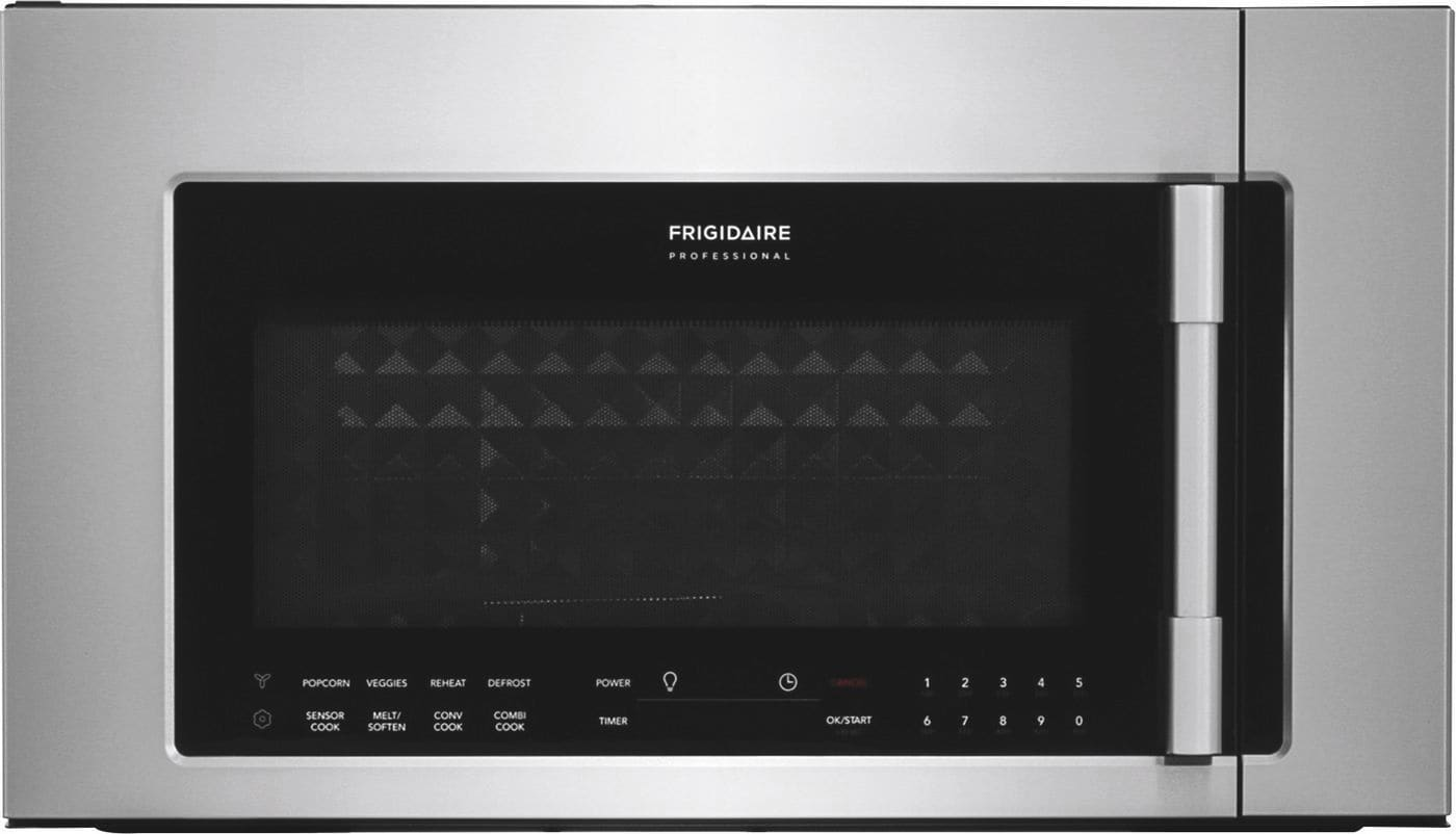 Frigidaire 1.8 Cu. Ft. 2-In-1 Over-The-Range Convection Microwave