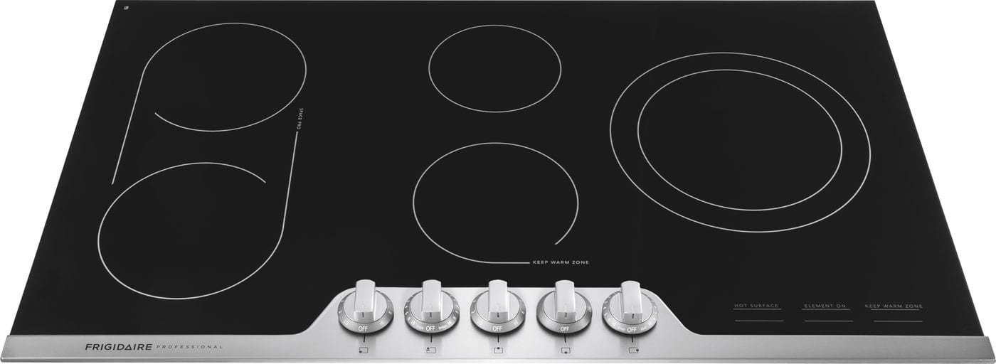 "Model: FPEC3677RF | Frigidaire 36"" Electric Cooktop"