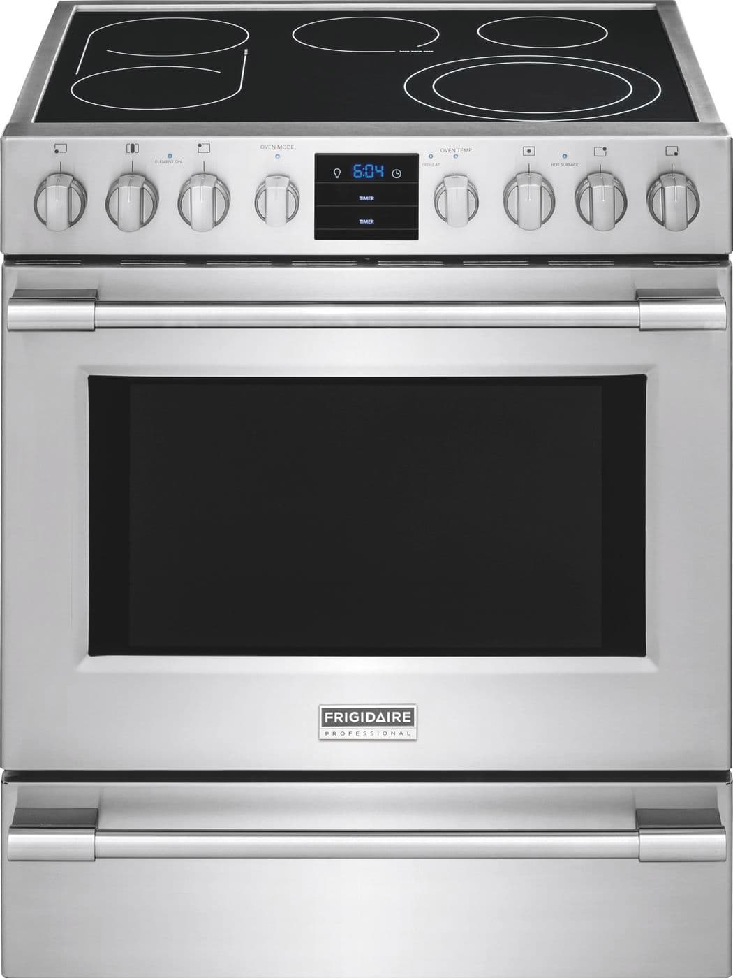 "Frigidaire 30"" Electric Front Control Freestanding"