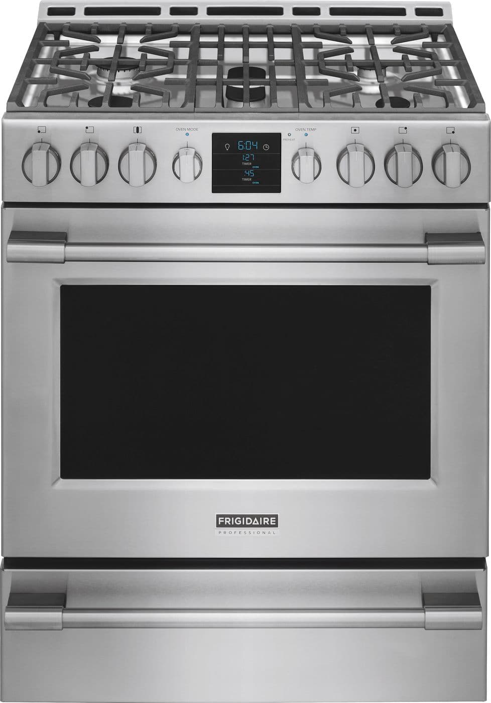 "Frigidaire 30"" Gas Front Control Freestanding"