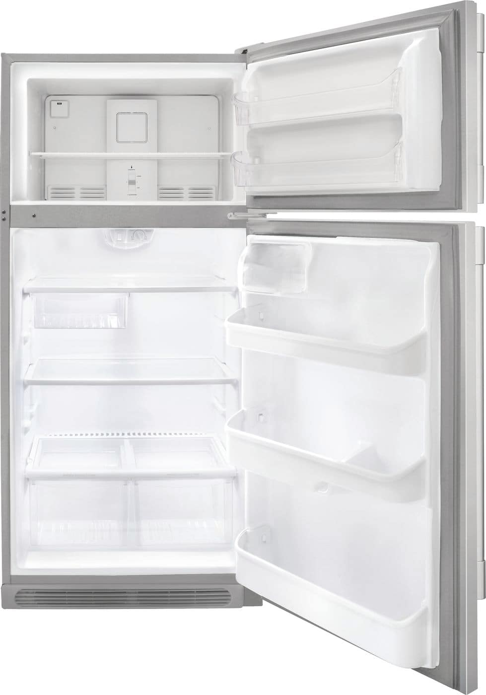 Model: FPHT1897TF | Frigidaire 18 Cu. Ft. Top Freezer Refrigerator