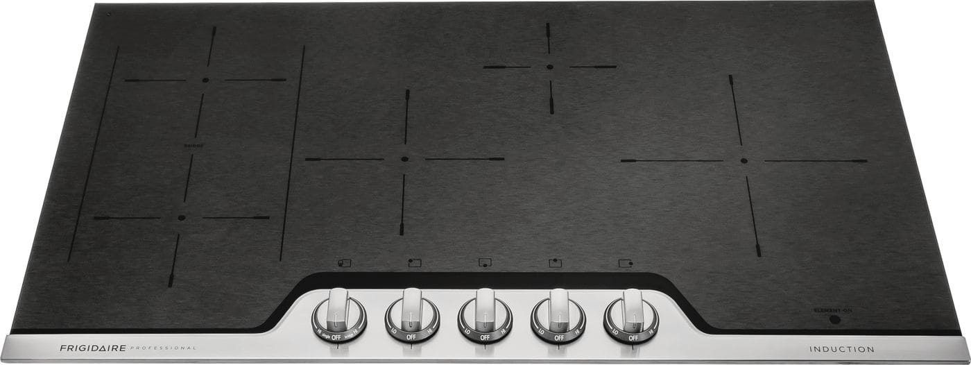 "Model: FPIC3677RF | Frigidaire 36"" Induction Cooktop"