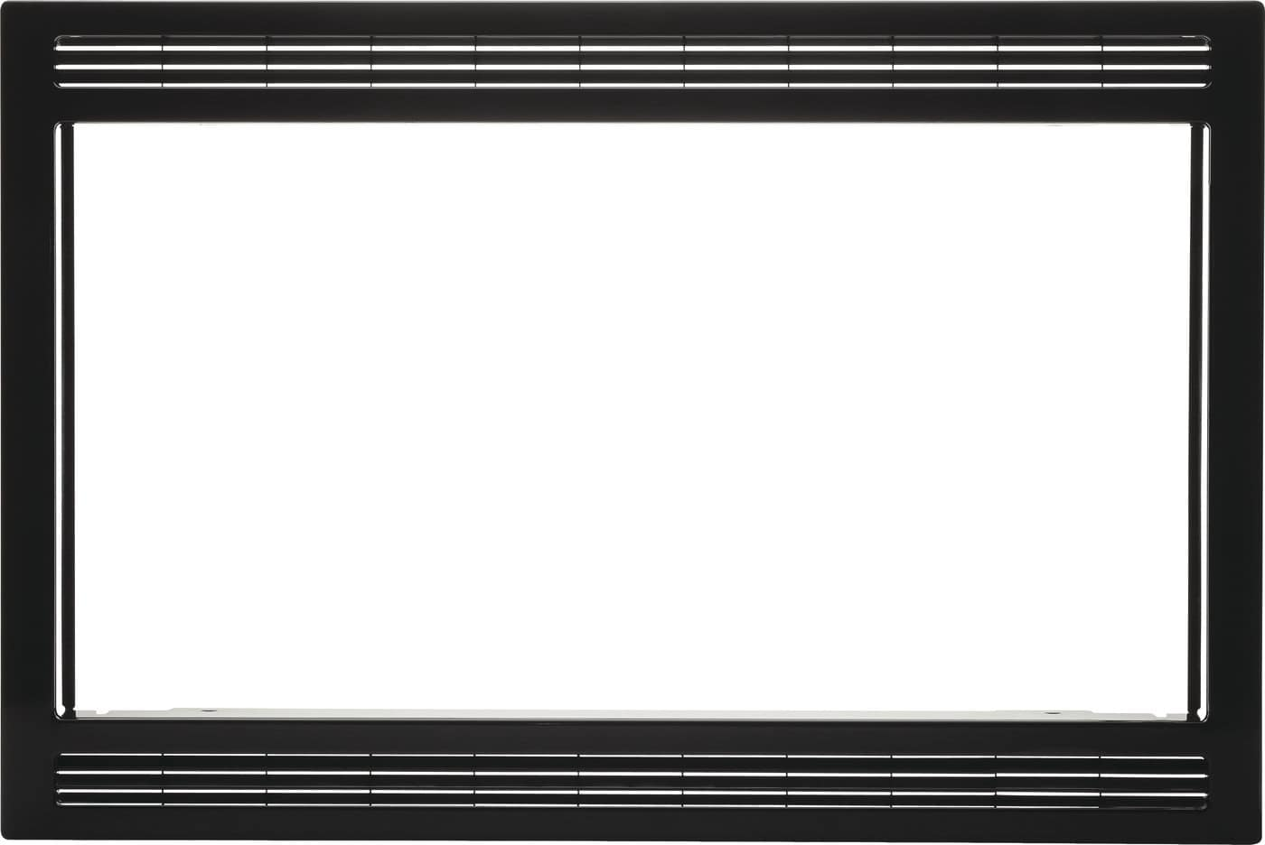 "Model: MWTK27KB   Frigidaire Black 27"" Microwave Trim Kit"