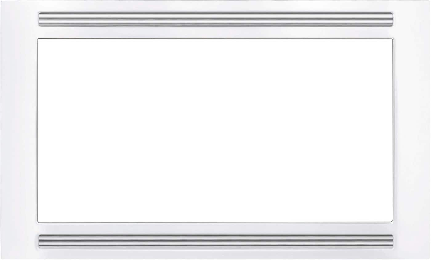 "Frigidaire White 30"" Microwave Trim Kit"