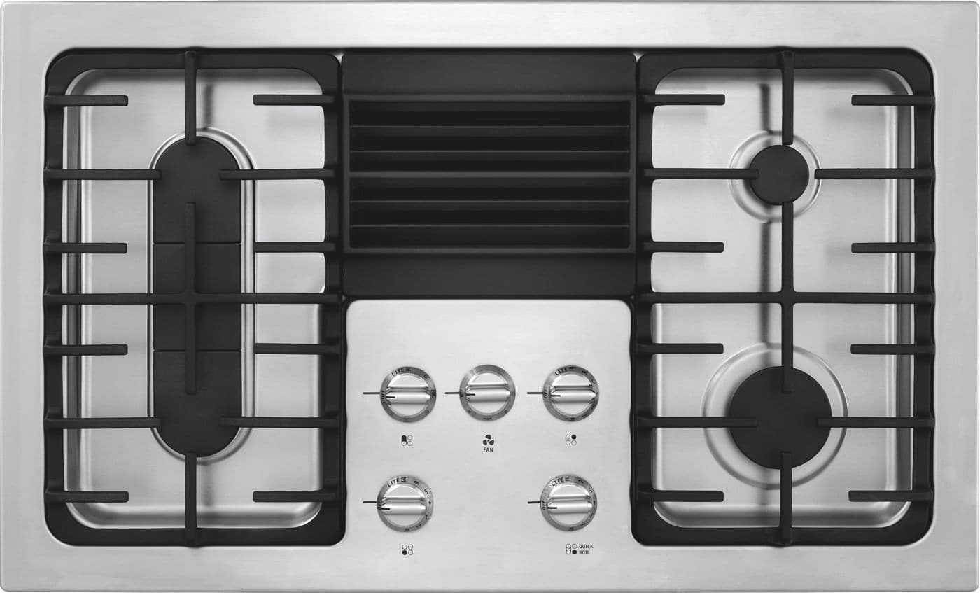 "Frigidaire 36"" Gas Downdraft Cooktop"