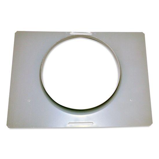 Range Hood Damper Mounting Plate