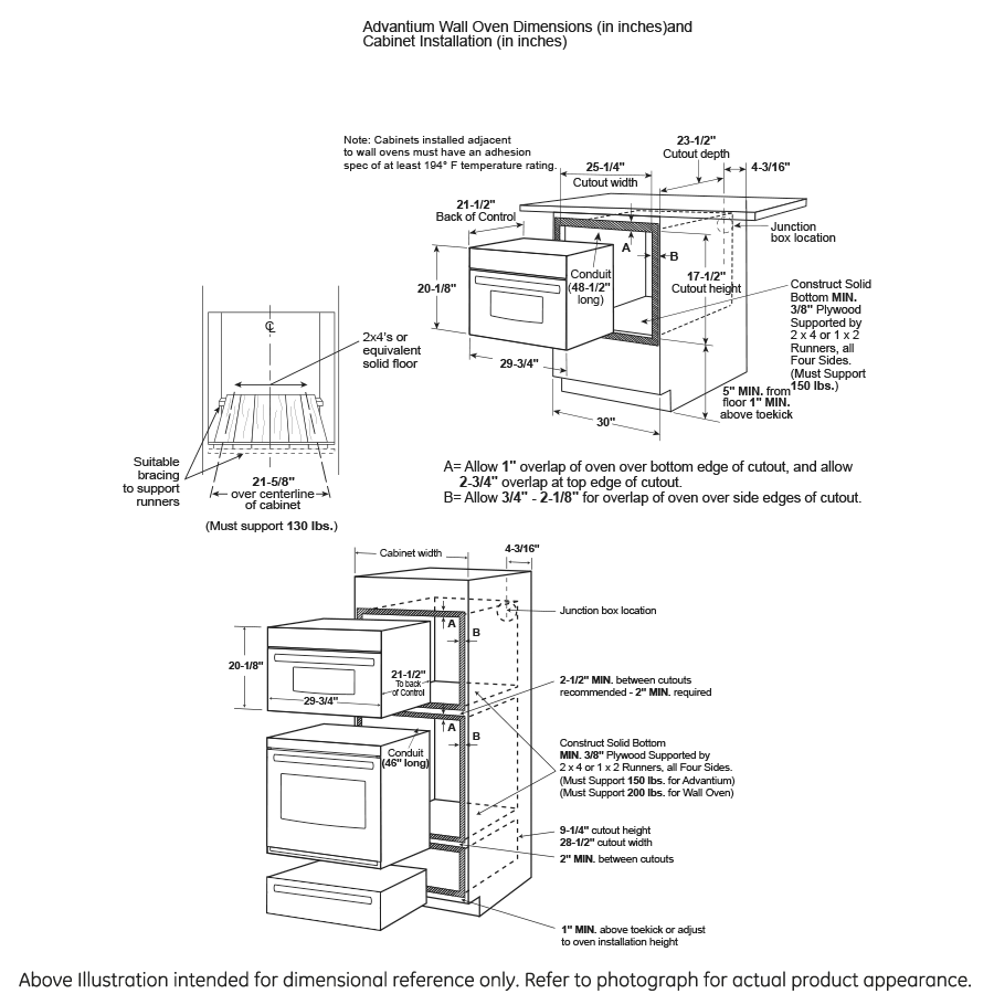 """Model: CSB923P4NW2   Cafe Cafe™ 30"""" Smart Five in One Wall Oven with 240V Advantium® Technology"""