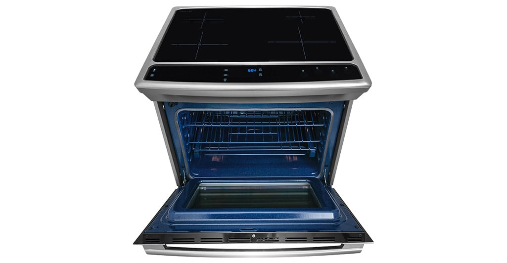 "Model: EW30IS80RS | Electrolux 30"" Induction Built-In Range with Wave-Touch® Controls"