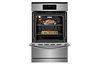 "Model: FFGW2426UW | Frigidaire 24"" Single Gas Wall Oven"