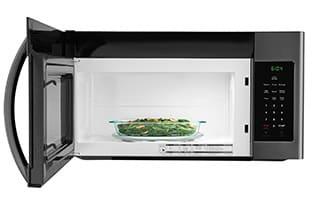 Model: FFMV1645TB | Frigidaire 1.6 Cu. Ft. Over-The-Range Microwave