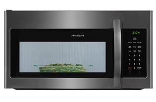 Model: FFMV1745TS | 1.7 Cu. Ft. Over-The-Range Microwave