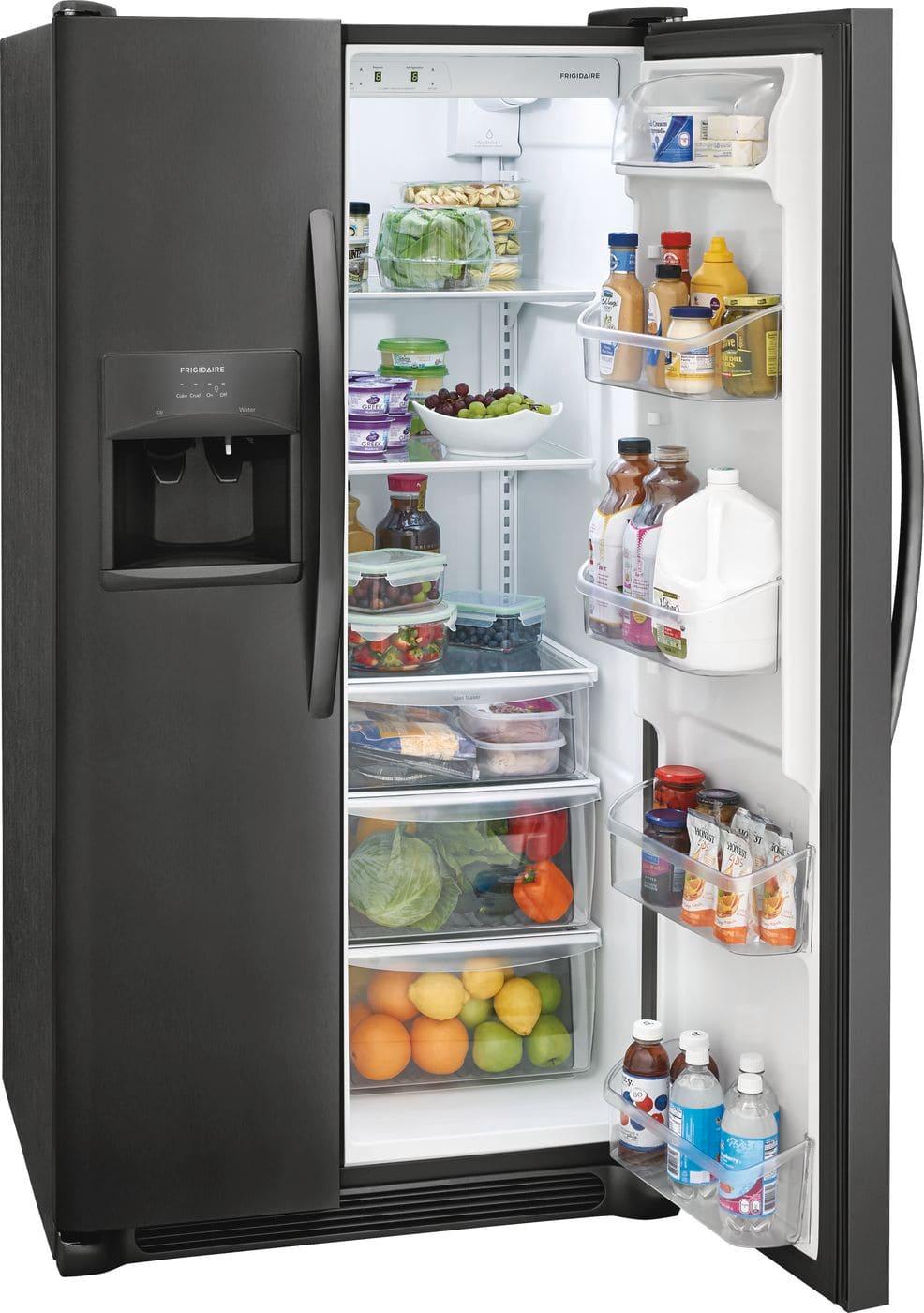 Model: FFSS2315TD | 22.1 Cu. Ft. Side-by-Side Refrigerator