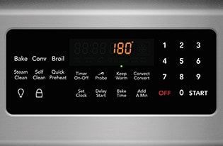 "Model: FGEF3059TD | Frigidaire 30"" Electric Range"