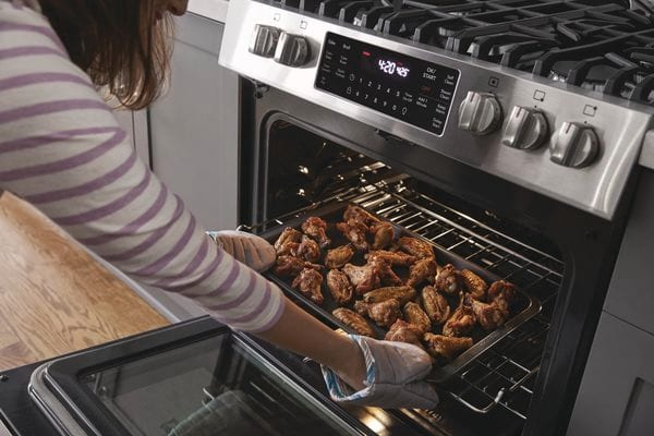 """Model: FGGH3047VF 