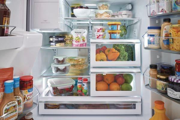 Model: FGHN2868TF   Frigidaire 27.6 Cu. Ft. French Door Refrigerator