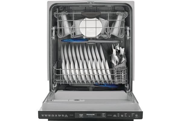 "Model: FGIP2468UD | Frigidaire 24"" Built-In Dishwasher with Dual OrbitClean® Wash System"
