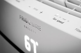 Model: FGRC1244T1 | Frigidaire 12,000 BTU Cool Connect™ Smart Room Air Conditioner with Wifi Control