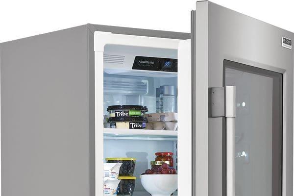 Model: FPGU19F8TF | Frigidaire 19 Cu. Ft. Glass Single-Door Refrigerator